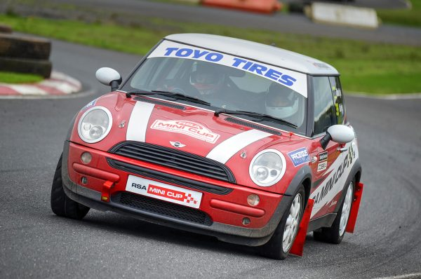 RSA Mini Cup Rally Experience Northern Ireland