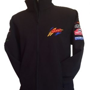 RSA Soft Shell Jacket Black