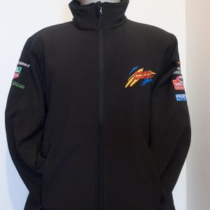 RSA Rallysport Association Softshell Jacket