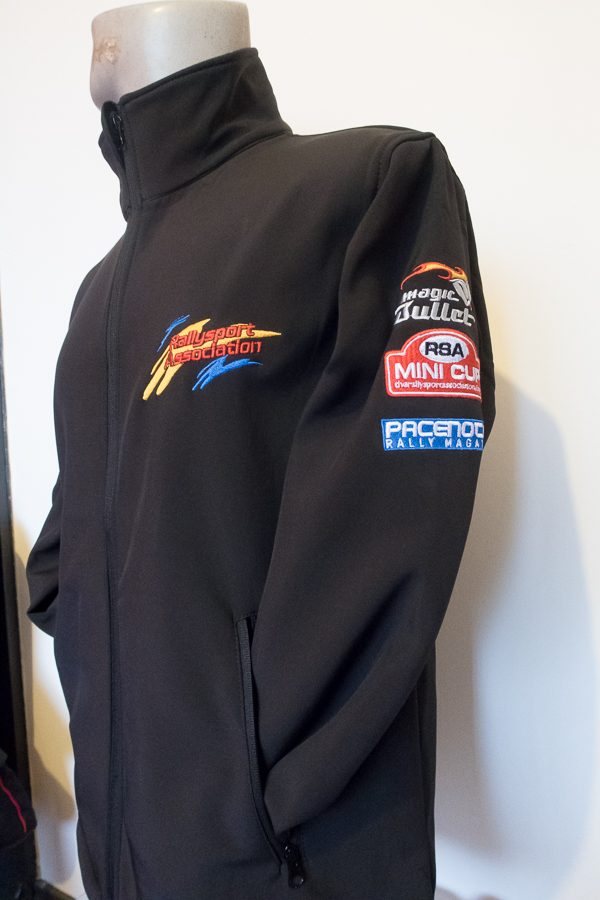 RSA Rallysport Association Softshell Jacket