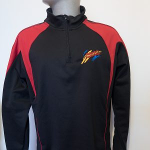 RSA Quarter Zip Top