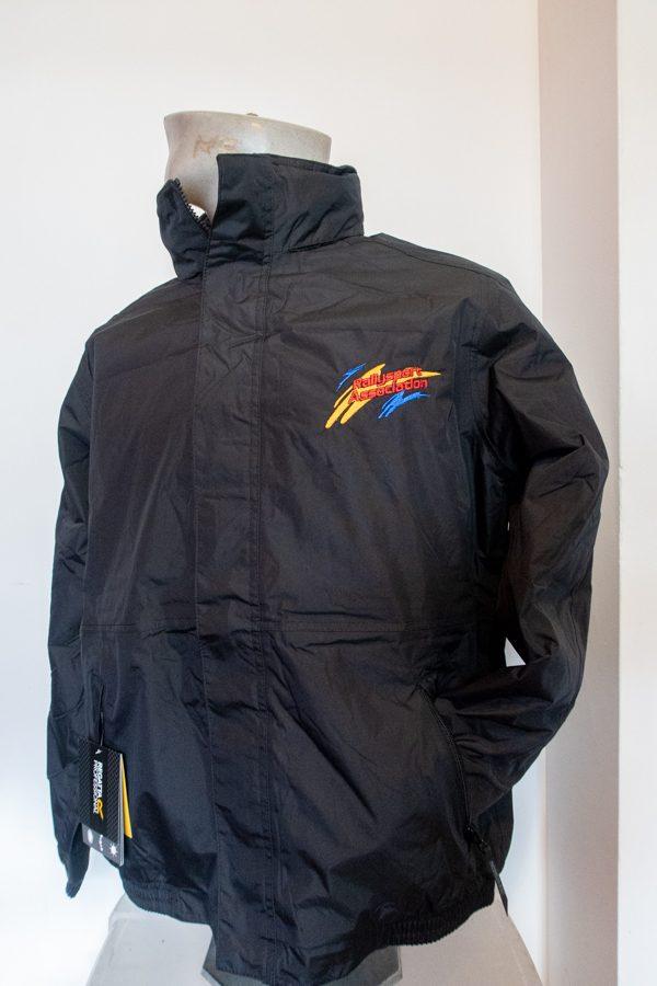 RSA rally jacket (Plain Version)