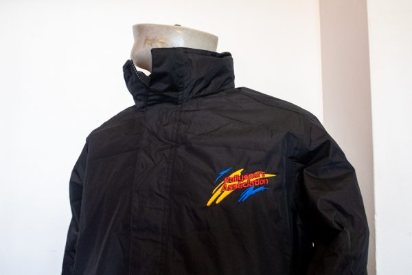RSA rally jacket - Plain version